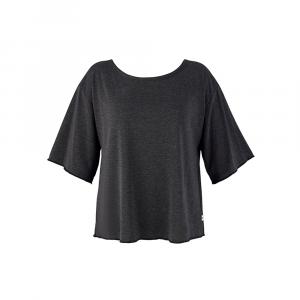 ヨガ スウェットTシャツ 5分袖 47011HAS