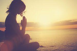 瞑想、マインドフルネス