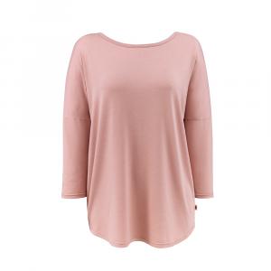 47020NS_ヨガ Tシャツ 7分袖商品画像:クリアビューティアクティブのスポーツインナー