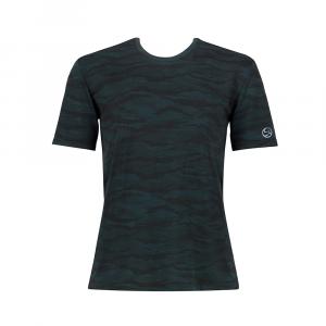 M47001HS _ALL ROUND 半袖Tシャツ 迷彩柄商品画像:クリアビューティアクティブのスポーツインナー